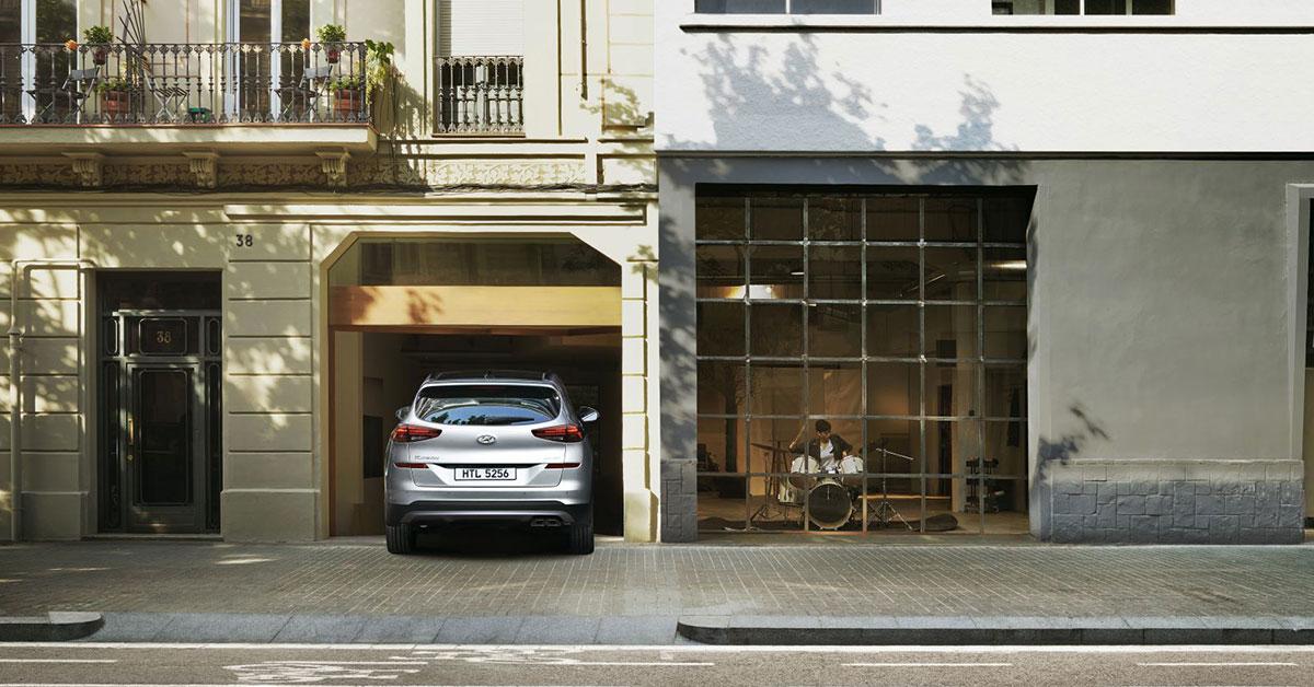 Hyundai Centurion offers the amazing 2018 Tucson